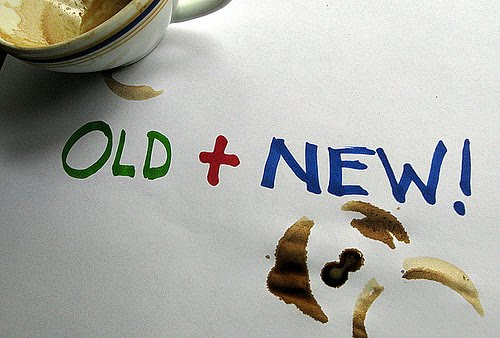 Vecchio e nuovo