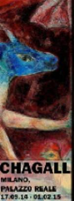 Marc chagall a milano a palazzo reale fino al febbraio for Mostre palazzo reale 2015