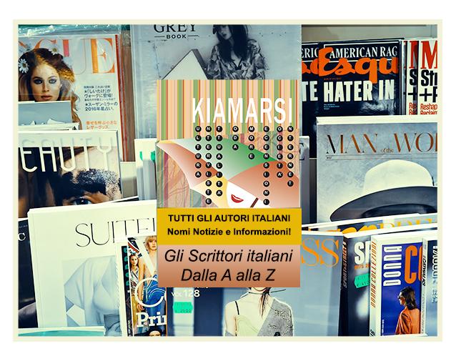 Tutti gli scrittori italiani dalla A alla Z
